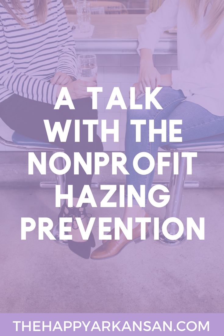 A Talk With HazingPrevention.Org | Today on the blog I am sharing an interview I did with HazingPrevention.Org all about their organization, the #40Answers campaign, and National Hazing Prevention Week. We are discussing who you should be following, how to potentially spot hazing incidents, and what to do in those situations. Click through to read the interview!