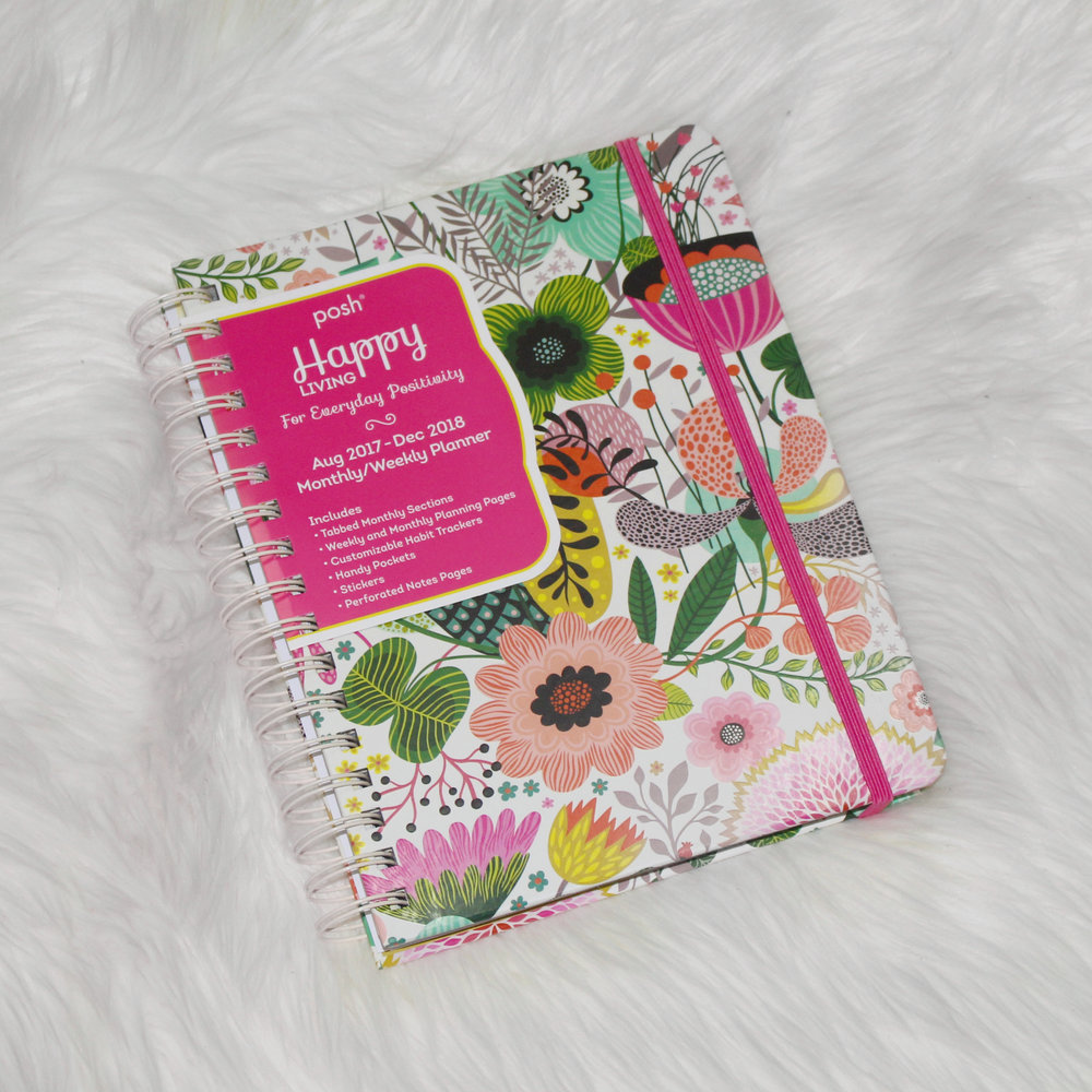 The Happy Living Planner