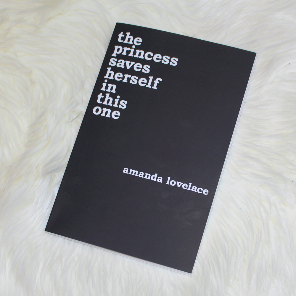 The Princess Saves Herself In This One Book