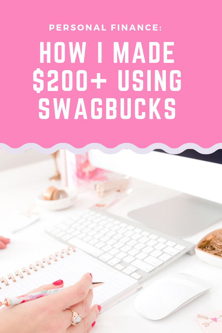 How To Make $$$ With Swagbucks - The Happy Arkansan