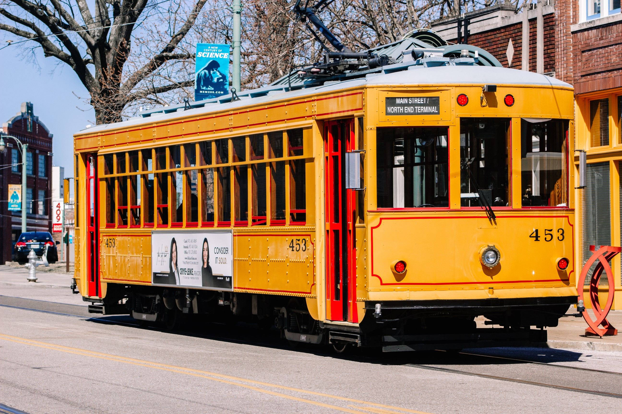 Memphis, Tennessee Travel Guide | Ride The Trolley