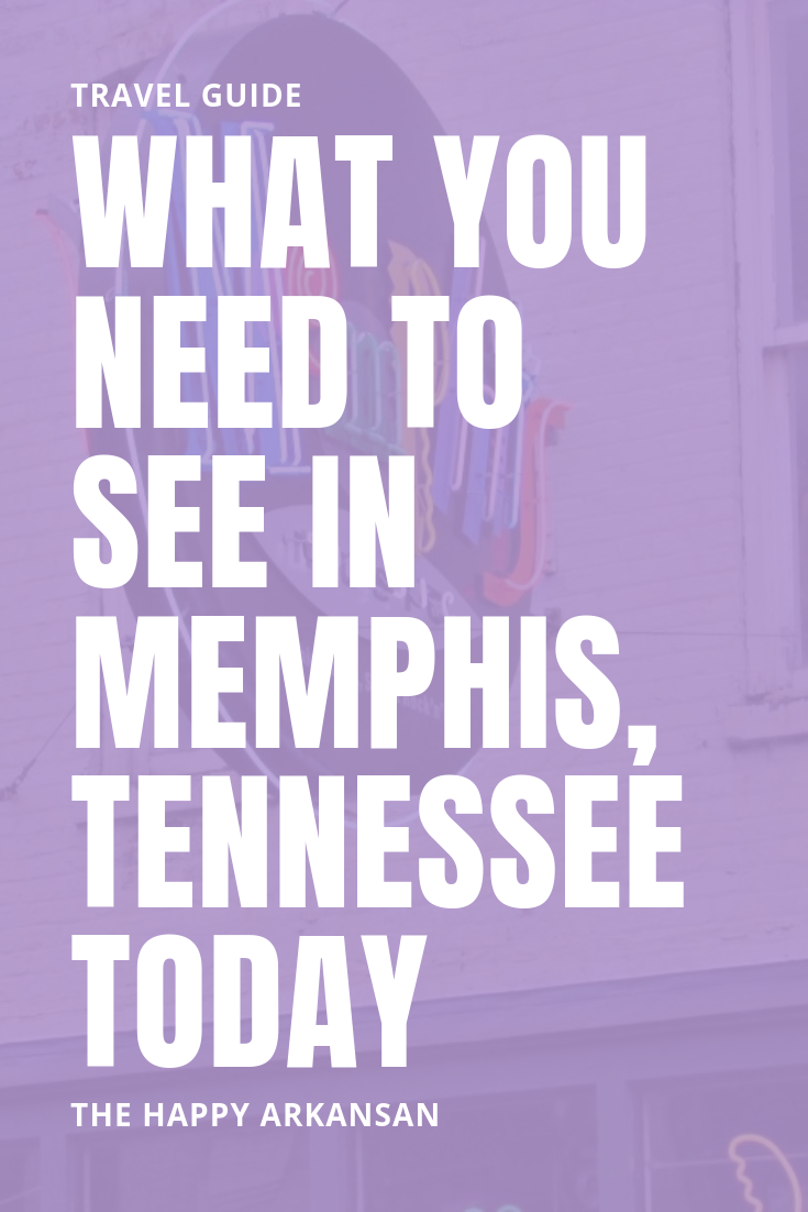 My Memphis, Tennessee Travel Guide | Ever thought about what you would do when you finally made it to #MemphisTennessee? Well, wonder no more! Today on the blog I am sharing my Memphis travel guide and bucket list with y'all so you know exactly where to go next time you are in Memphis.