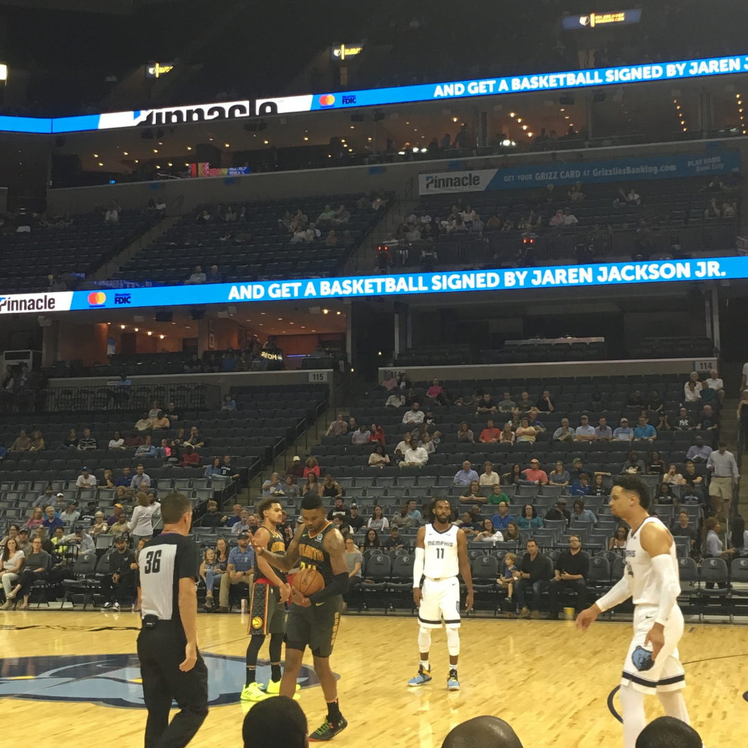 Memphis, Tennessee Travel Guide | Grizzlies Game