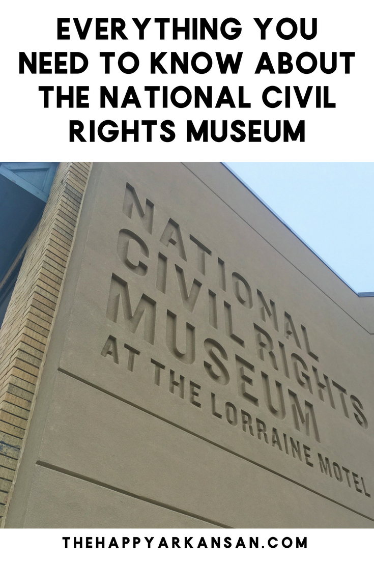 Everything You Need To Know About The National Civil Rights Museum In Memphis, TN | The National Civil Rights Museum is one of my favorite Memphis, TN attractions. I am breaking down everything you need to know if you plan to visit this wonderful museum. #Memphis #MemphisTennessee #MemphisTN