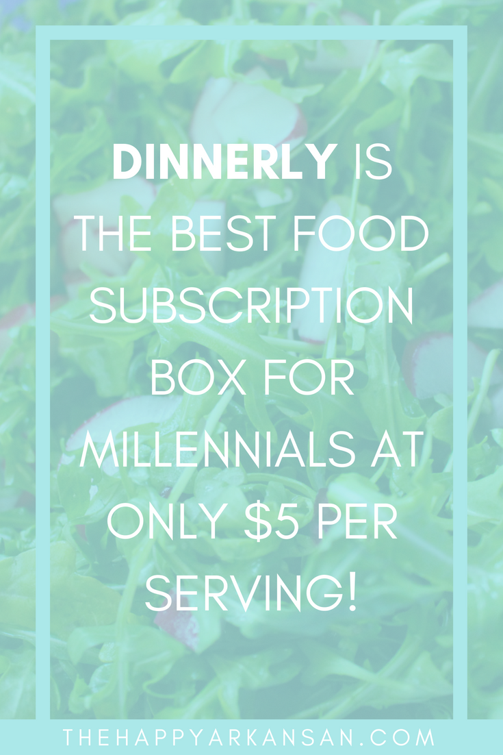 Are You Looking For A Meal Kit Box? I Found The Best Box For Millennials At Only $5 Per Serving! | Meal kits are so convenient, but they can also be hella expensive. I recently came across #Dinnerly a great meal kit service that is perfect for millennials because of its awesome price point while still delivering quality food. Check out my review of the service by clicking through. #MealKit #MealKitReview