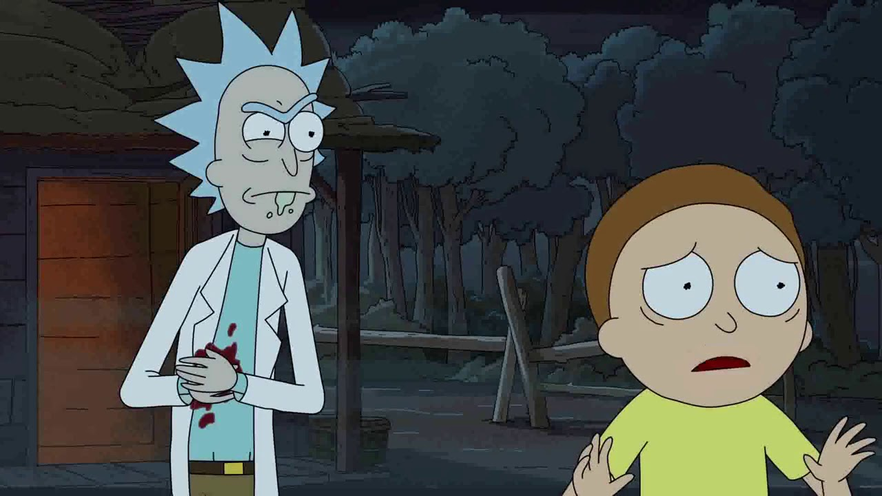 My Top 5 Favorite Rick and Morty Episodes - The Happy Arkansan