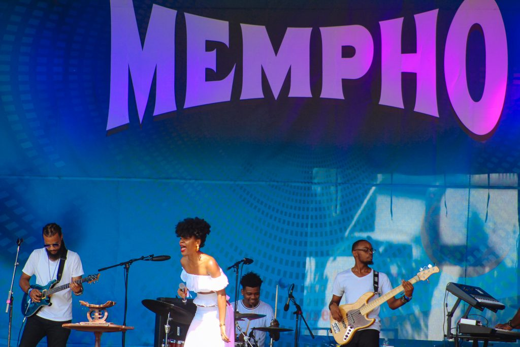 MEMPHO Music Festival 2018 Through My Eyes | Are you ready to learn about some of the acts from the MEMPHO Music Festival 2018 lineup? Today's blog is dedicated to showcasing pictures from some of the acts I saw this weekend at the 2nd Annual MEMPHO Music Festival. Check out pictures and get to learn about their sets. #Memphis #MemphisMusic #MEMPHOMusicFestival #MusicFestival
