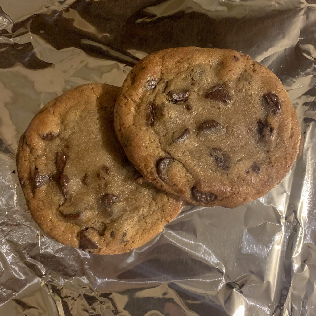Gobble Review: Chocolate Chip Cookies
