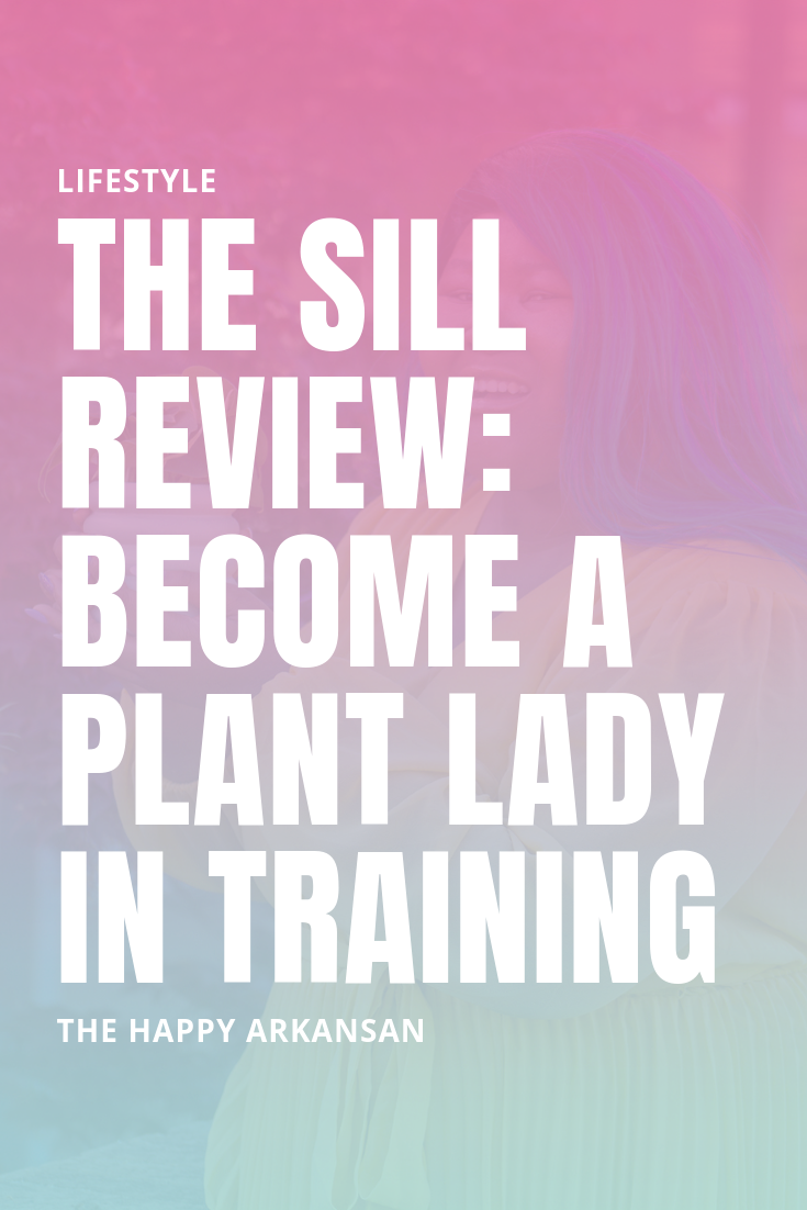 The Sill Review: Become A Plant Lady In Training | Want to become a plant lady? Check out my review for The Sill where I feature some plants I got as well as my honest opinion of this plant service and subscription. #Plants #PlantLady #TheSill #ProductReview