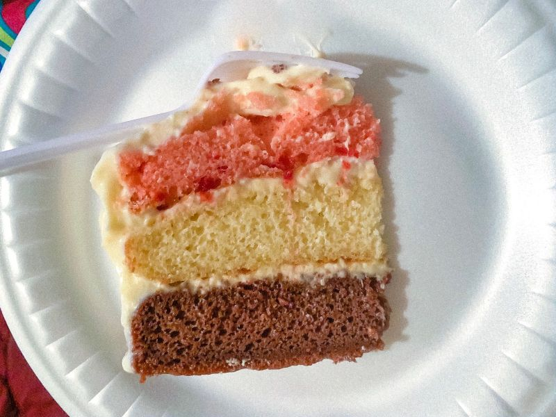 What I've Been Cooking Lately | Neapolitan Cake