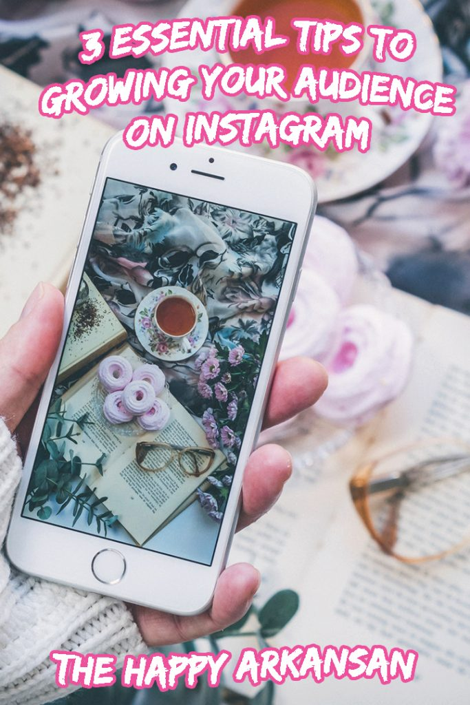 3 Essential Tips To Growing Your Audience On Instagram | Struggling to grow your audience on Instagram? Follow these three tips from coach Anna Kat Napier on how to grow your audience online. #Instagram #InstagramTips #SocialMedia