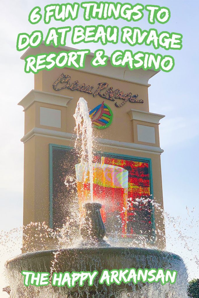 6 Fun Things To Do At Beau Rivage Resort & Casino