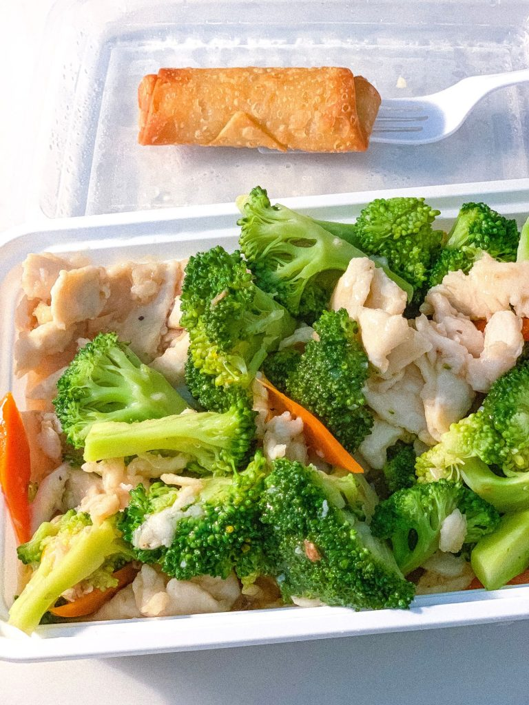 Mr. Chen's Authentic Chinese Cooking Broccoli Chicken
