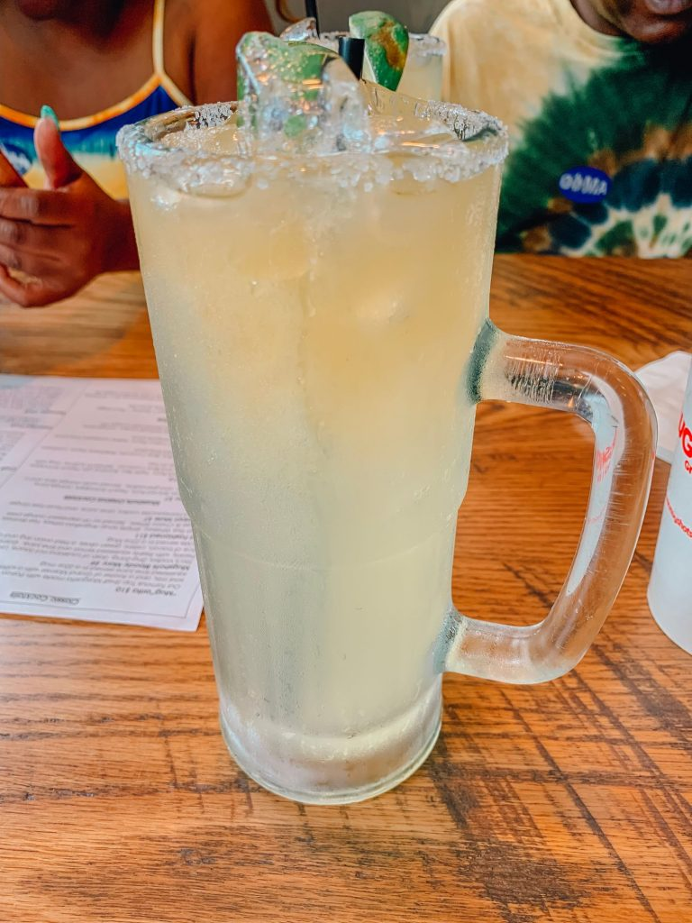 Mugarita from Mugshots Grill & Bar