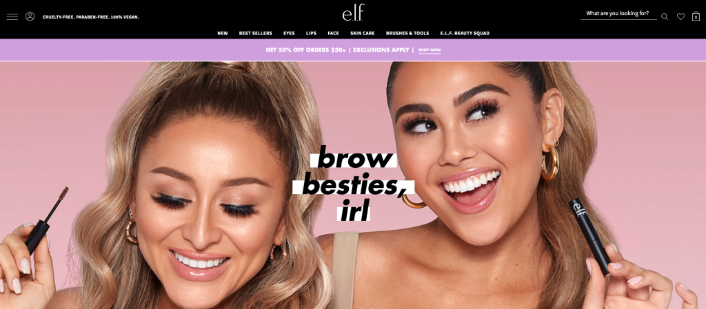 Cruelty-Free Beauty Brands | e.l.f. Cosmetics
