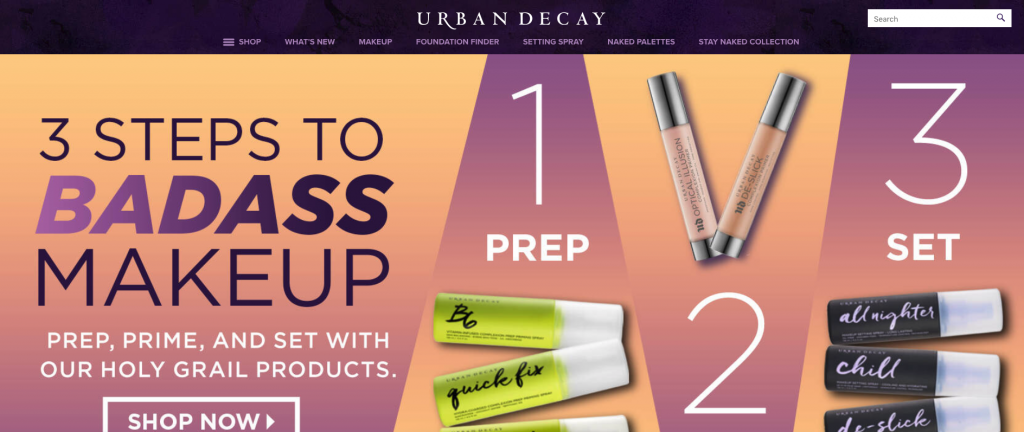 Cruelty-Free Beauty Brands | Urban Decay