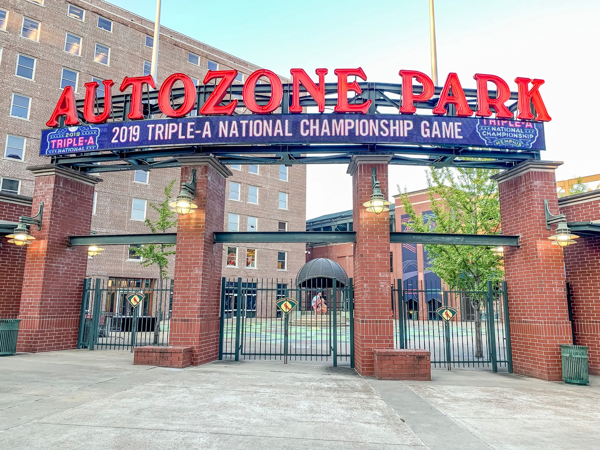 48 Hours In Memphis, Tennessee | AutoZone Park
