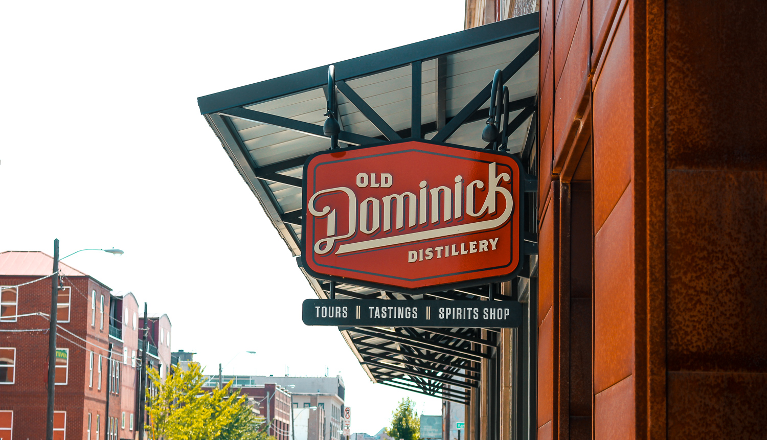 48 Hours In Memphis, Tennessee | Old Dominick Sign