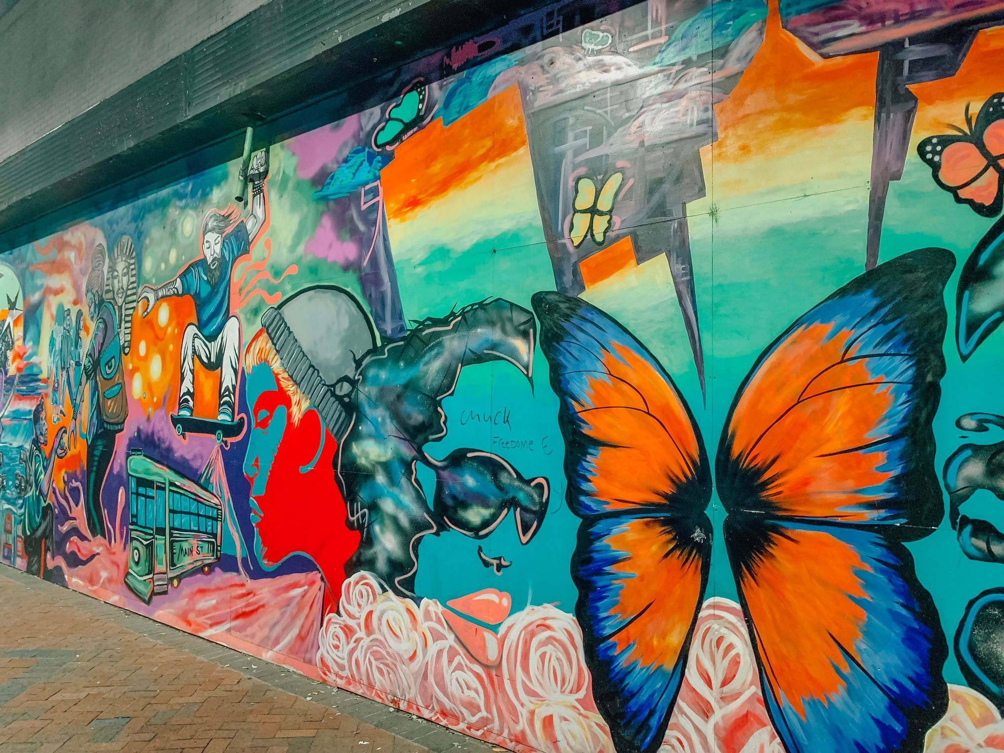 48 Hours In Memphis, Tennessee | Mural Watching