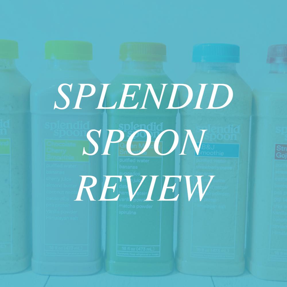 Splendid Spoon Review