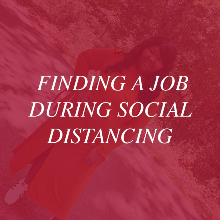 job-during-social-distancing
