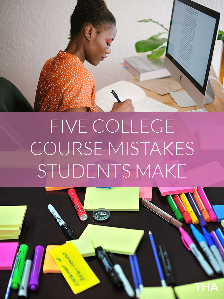 Five-College-Course-Mistakes