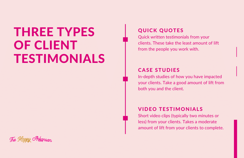 types-of-client-testimonials-you-can-get